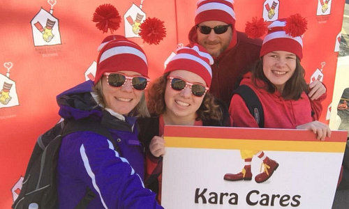 Help Kara Cares support the Ronald McDonald House of MD